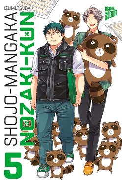 Shojo-Mangaka Nozaki-kun 5 von Hasse,  Sibylle, Tsubaki,  Izumi