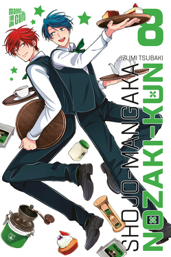 Shojo-Mangaka Nozaki-kun 8 von Tsubaki,  Izumi