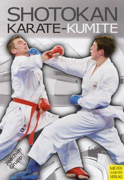 Shotokan Karate-Kumite von Grupp,  Joachim