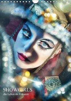 Showgirls – das Leben als Kabarett (Wandkalender 2018 DIN A4 hoch) von Lior,  Jamari