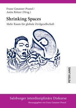 Shrinking Spaces von Gmainer-Pranzl,  Franz, Rötzer,  Anita