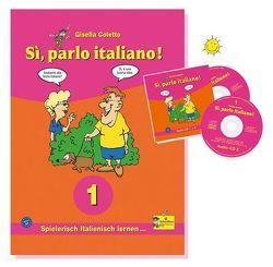 Sì, parlo italiano! 1 von Coletto,  Gisella
