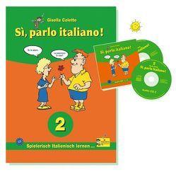Sì, parlo italiano! 2 von Coletto,  Gisella