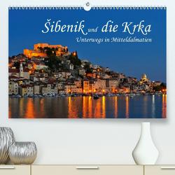 Šibenik und die Krka – Unterwegs in Mitteldalmatien (Premium, hochwertiger DIN A2 Wandkalender 2021, Kunstdruck in Hochglanz) von LianeM