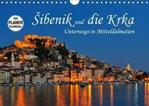 Šibenik und die Krka – Unterwegs in Mitteldalmatien (Wandkalender 2018 DIN A4 quer) von LianeM