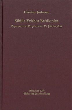 Sibilla Erithea Babilonica von Jostmann,  Christian