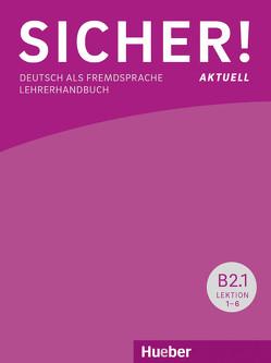 Sicher! aktuell B2/1 von Böschel,  Claudia, Wagner,  Susanne