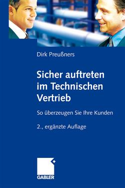 Sicher auftreten im Technischen Vertrieb von Preußners,  Dirk
