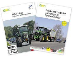 Sicher Fahren in der Land- und Forstwirtschaft – Schullizenz von Heitmann,  Günter
