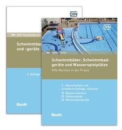 Sichere Schwimmbäder und Schwimmbadgeräte von Ständer,  Helmut