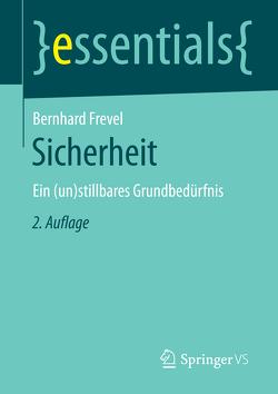 Sicherheit von Frevel,  Bernhard