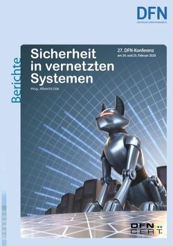Sicherheit in vernetzten Systemen von Ude,  Albrecht
