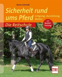 Sicherheit rund ums Pferd von Schmidt,  Romo