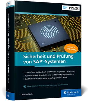 Sicherheit und Prüfung von SAP-Systemen von Tiede,  Thomas