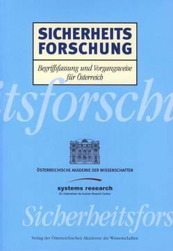 Sicherheitsforschung von Akademie d. Wissenschaften ARC systems research GmbH