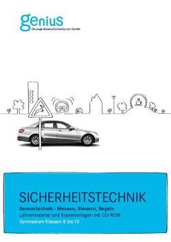 Sicherheitstechnik – Sensortechnik. Messen, Steuern, Regeln. von Berger, GRAF, Moeller, Rausch, Rust, Steinheil