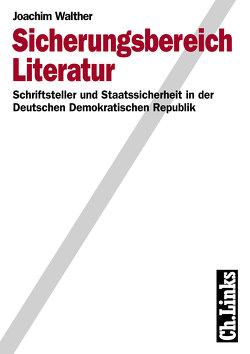 Sicherungsbereich Literatur von Walther,  Joachim