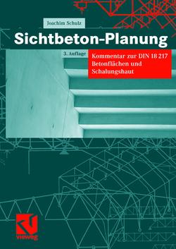 Sichtbeton-Planung von Schulz,  Joachim