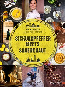 Sichuan-Pfeffer meets Sauerkraut von Xie-Krieger,  Qin