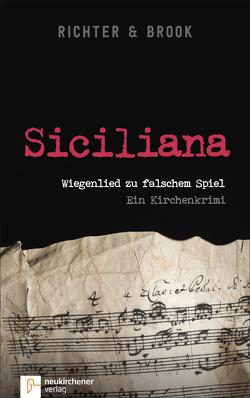 Siciliana von Brook,  Hans Christian, Richter,  Mariana
