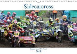 Sidecarcross (Wandkalender 2018 DIN A4 quer) von MX-Pfau,  k.A.