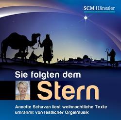 Sie folgten dem Stern von Gmeiner,  Siegfried, Schavan,  Annette