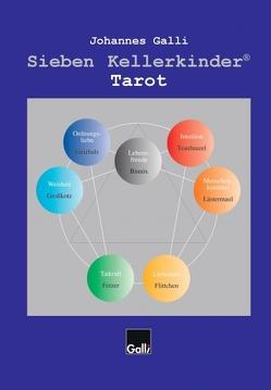Sieben Kellerkinder Tarot von Galli,  Jan, Galli,  Johannes