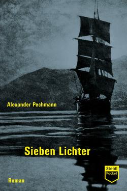 Sieben Lichter (Steidl Pocket) von Pechmann,  Alexander
