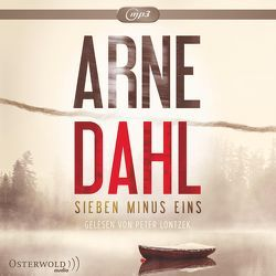 Sieben minus eins von Dahl,  Arne, Lontzek,  Peter, Schöps,  Kerstin