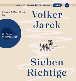 Sieben Richtige von Herbst,  Christoph Maria, Jarck,  Volker