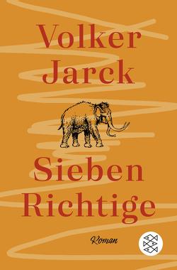 Sieben Richtige von Jarck,  Volker