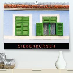 Siebenbürgen – Die malerischsten Bauernhäuser (Premium, hochwertiger DIN A2 Wandkalender 2021, Kunstdruck in Hochglanz) von Ristl,  Martin
