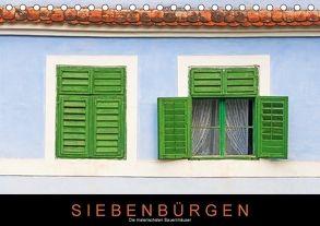 Siebenbürgen – Die malerischsten Bauernhäuser (Tischkalender 2018 DIN A5 quer) von Ristl,  Martin