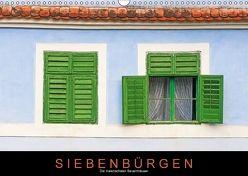 Siebenbürgen – Die malerischsten Bauernhäuser (Wandkalender 2018 DIN A3 quer) von Ristl,  Martin