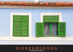 Siebenbürgen – Die malerischsten Bauernhäuser (Wandkalender 2019 DIN A4 quer) von Ristl,  Martin