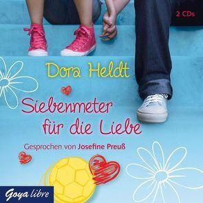 Siebenmeter für die Liebe von Heldt,  Dora, Preuß,  Josefine