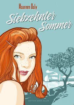 Siebzehnter Sommer von Daly,  Maureen, Menschik,  Kat, Obrecht,  Bettina
