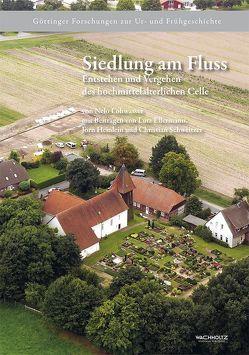 Siedlung am Fluss von Lohwasser,  Nelo, Seminar für Ur- und Frühgeschichte der Georg-August-Universität Göttingen, Willroth,  Karl H
