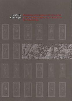 Siedlungschronologische Forschungen zu den canabae legionis von Vindobona von Kronberger,  Michaela