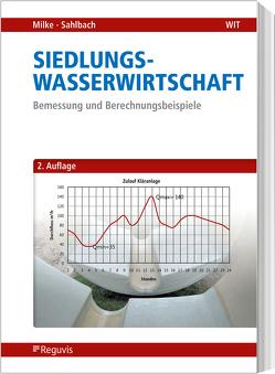 Siedlungswasserwirtschaft von Milke,  Hubertus, Sahlbach,  Tilo
