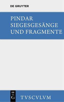 Siegesgesänge und Fragmente von Pindar, Werner,  Oskar