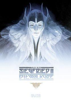 Siegfried (Graphic Novel). Band 2 von Alice,  Alex