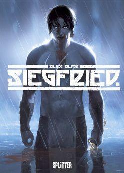 Siegfried (Graphic Novel). Band 1 von Alice,  Alex