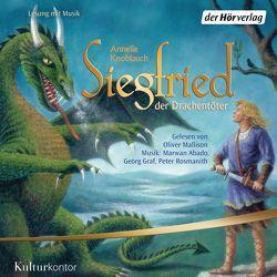 Siegfried, der Drachentöter von Abado,  Marwan, Graf,  Georg, Knoblauch,  Annelie, Mallison,  Oliver, Rosmanith,  Peter
