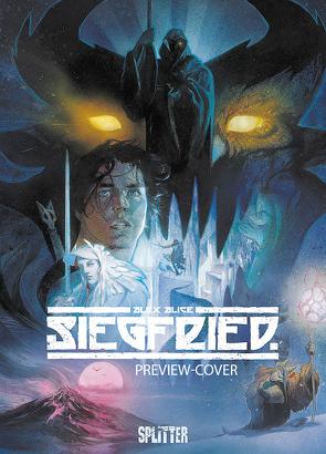 Siegfried Gesamtausgabe (Graphic Novel) von Alice,  Alex