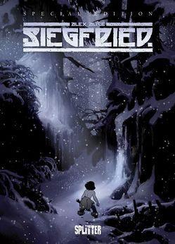 Siegfried I. Special Edition von Alice,  Alex