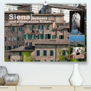 Siena, beliebte und unbekannte Ecken (Premium, hochwertiger DIN A2 Wandkalender 2021, Kunstdruck in Hochglanz) von Gruch,  Ulrike