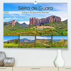 Sierra de Guara – Ausflug in die spanischen Pyrenäen (Premium, hochwertiger DIN A2 Wandkalender 2020, Kunstdruck in Hochglanz) von LianeM