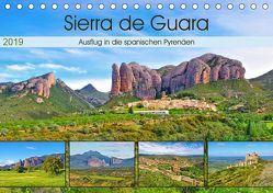 Sierra de Guara – Ausflug in die spanischen Pyrenäen (Tischkalender 2019 DIN A5 quer) von LianeM