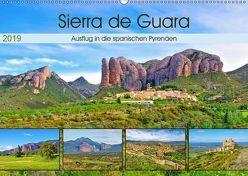 Sierra de Guara – Ausflug in die spanischen Pyrenäen (Wandkalender 2019 DIN A2 quer) von LianeM